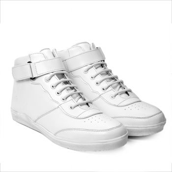 White Smart Casual Shoes