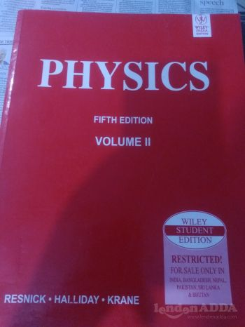 Physics reference book for IIT jee